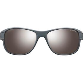 Julbo Camino Spectron 4 Sunglasses dark gray/gray-brown flash silver
